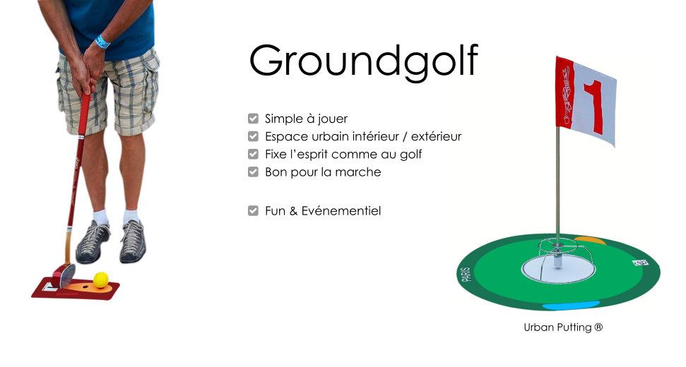 Groundgolf
