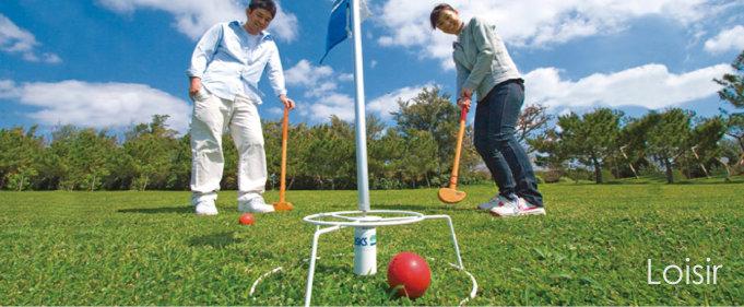 Loisir ground golf